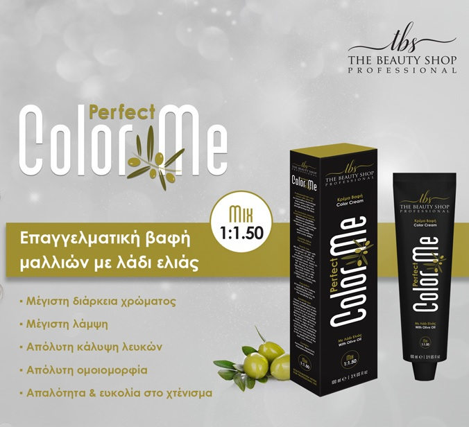 THREE HAIR DYES 100ML, THREE OXYGEN 150ML AND THREE AMPOULES