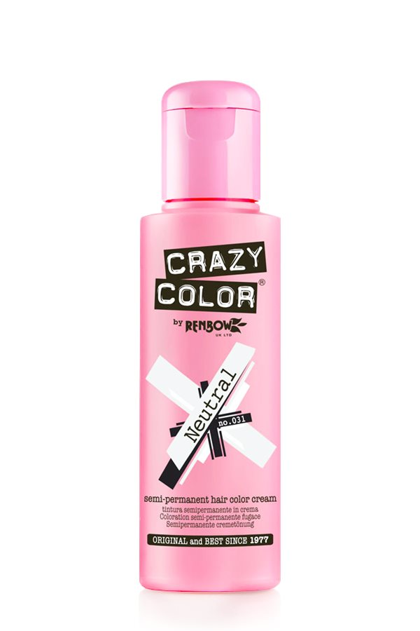 Crazy colour 31
