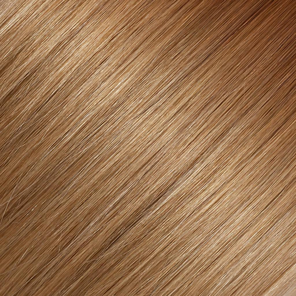 HAIR WEFT 100% HUMAN HAIR REMY, COLOUR 12